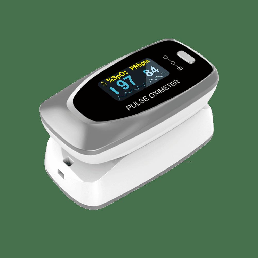 máy đo nồng độ oxy SpO2_CONTEC CMS50D2